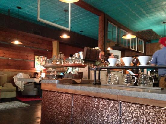 Fourteen Eighteen Coffeehouse Plano