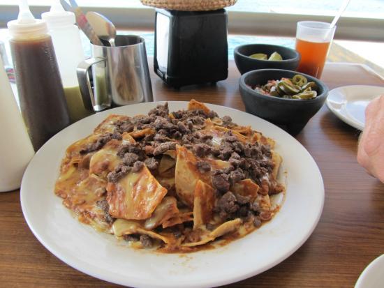 El Muellecito: Nachos - Yummy!