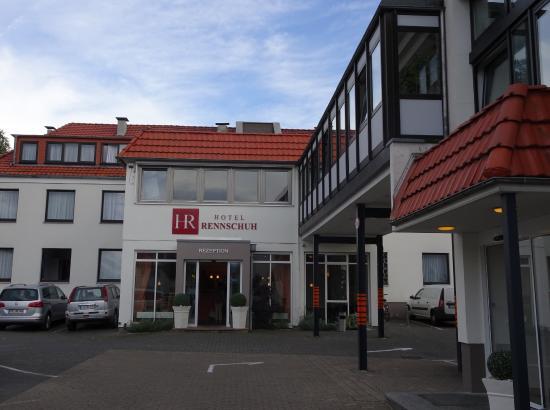 Rennschuh hotel bewertungen fotos preisvergleich for Hotels in gottingen und umgebung