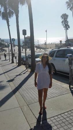 Seahorse Inn Motel: perto da praia a 10 minutos de carro