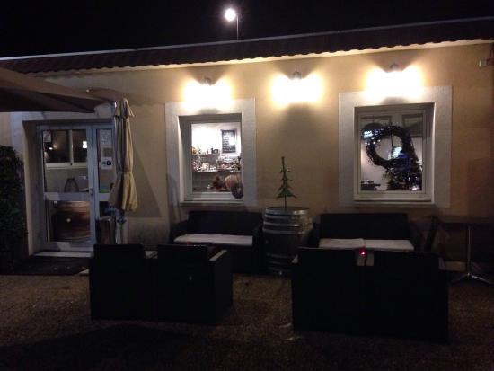 Le clos des balmes montbonnot saint martin restaurant - Le garage restaurant montbonnot ...