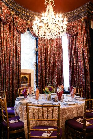 The Mansion on O Street: photo: jenifer morris photography