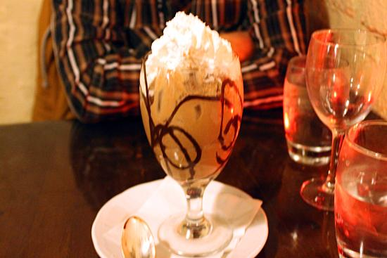 Buckhorn Saloon & Opera House: chocolate mousse