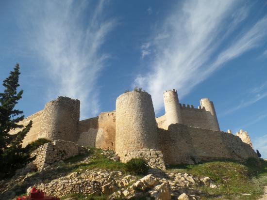 Alcala de Xivert, Hiszpania: Impresionante.