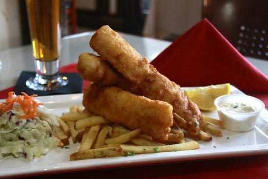 Saddleback Inn: Fish & Chips on Tuesdays!