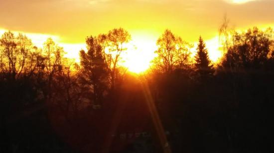 Ulleval Hotell : Sunrise