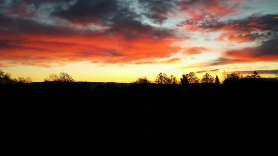 Ulleval Hotell: Sunrise