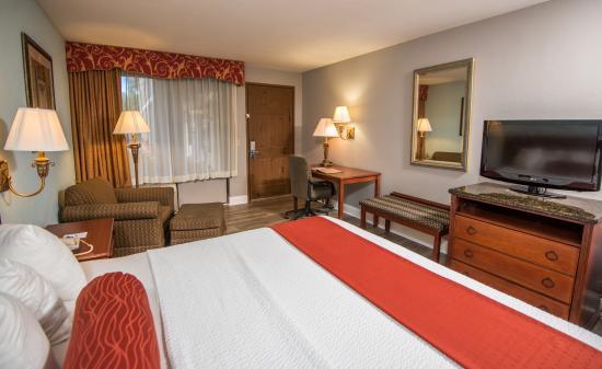 BEST WESTERN Historical Inn: King Room