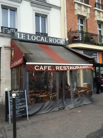 le local rock paris restaurant avis num ro de t l phone photos tripadvisor. Black Bedroom Furniture Sets. Home Design Ideas