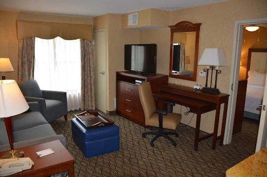Homewood Suites Brighton: Two Bedroom Suite