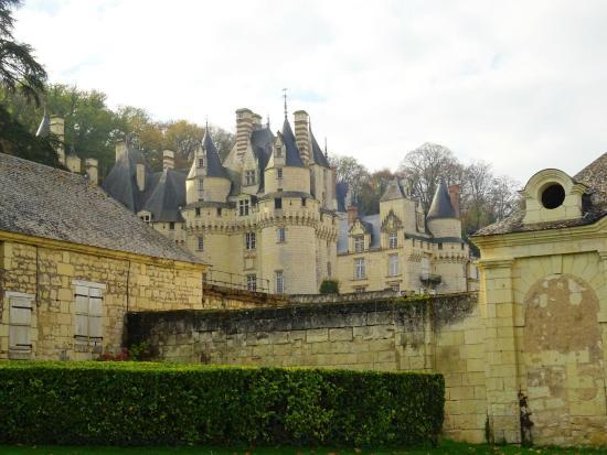 Rigny-Usse, Francia: Вид снаружи
