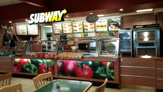 Caronport, Canadá: Restaurant interior