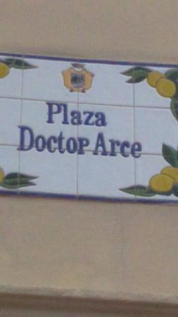 Plaza Doctor Arce