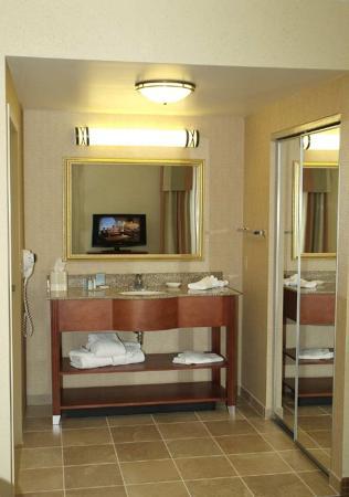แบลร์สวิลล์, เพนซิลเวเนีย: Suite Vanity