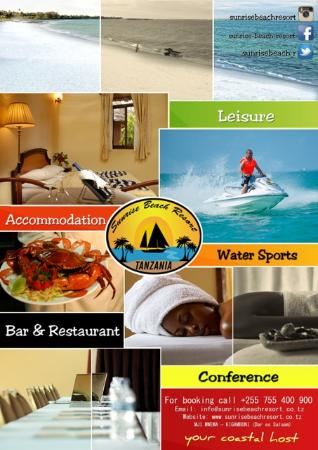 Sunrise Beach Resort: Advert