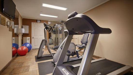 BEST WESTERN PLUS Westbank: Fitness Center