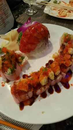 Fujiyama Japanese Steak House and Sushi Lounge