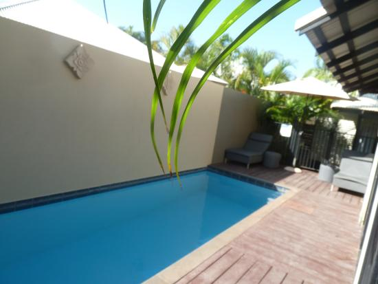 The Pearle of Cable Beach: Private swimming pool