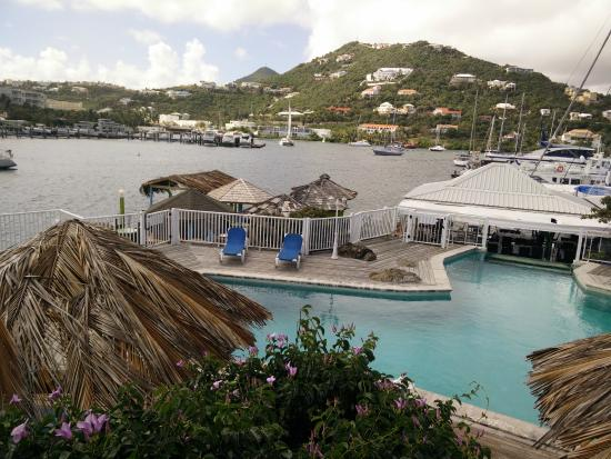 Oyster Pond, St. Maarten/St. Martin: swimming pool