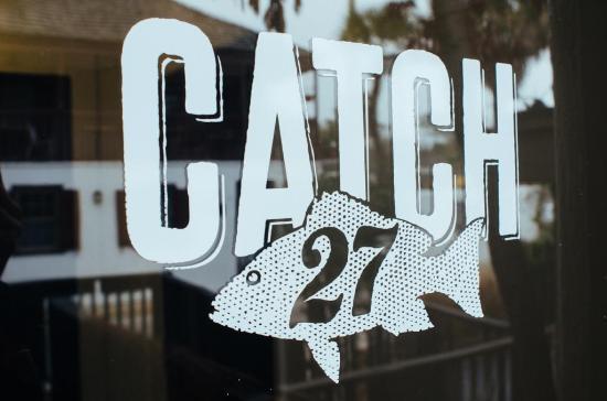 Photo of American Restaurant Catch 27 at 17 Hypolita St, St Augustine, FL 32084, United States