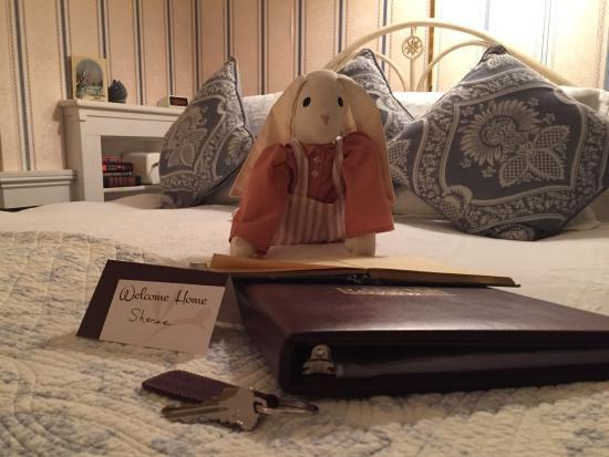 Rabbit Hill Inn: room experience