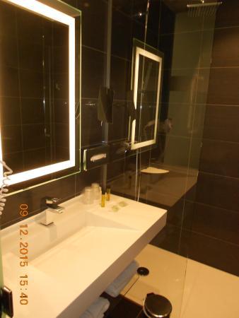 wc design - Picture of Athena Hotel & Spa, Strasbourg - TripAdvisor