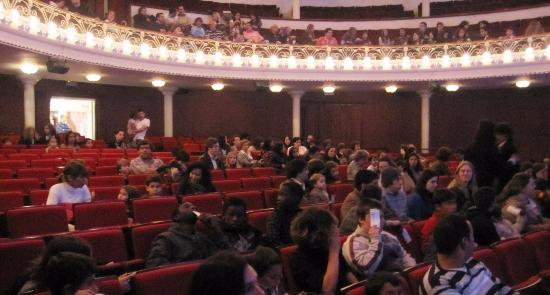 Teatro Politeama Picture Of Teatro Politeama Lisbon Tripadvisor