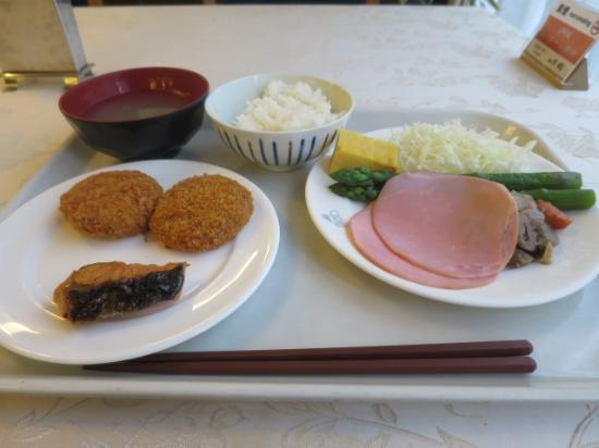 Hotel Sapporo Mets: 朝食