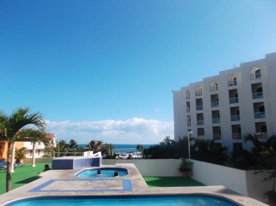 Aquamarina Beach Hotel : agradable estancia
