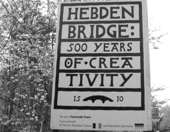 Hebden Bridge Hostel: Almost famous...