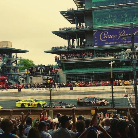 Brickyard 400 indianapolis all you need to know before for Hotels near indianapolis motor speedway indiana