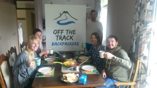 Turangi, Νέα Ζηλανδία: Guests