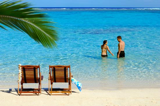 The Rarotongan Beach Resort & Spa: Aroa Marine Reserve