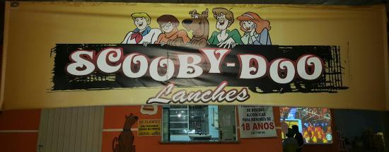 Santa Terezinha de Itaipu, PR: Scooby Doo Lanches