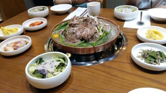Samsung Taeneung Pork Ribs