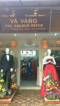 ‪The Golden Patch Tailor‬