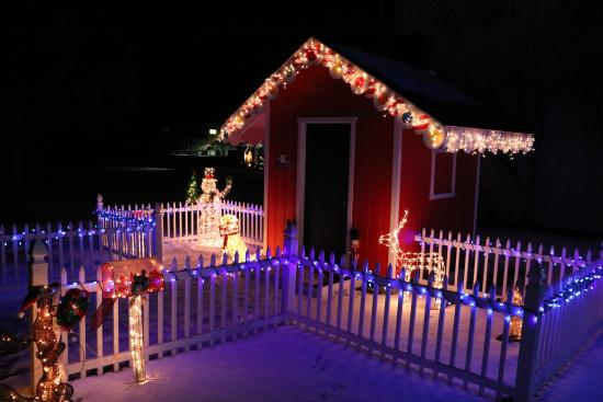 Beach Retreat & Lodge at Tahoe: Santa House South Lake Tahoe