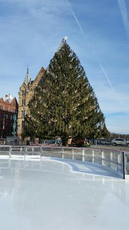 Clinton Square Ice Rink