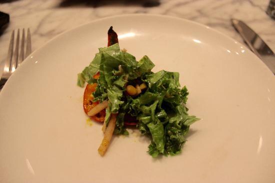 Cooks' House: Light salad