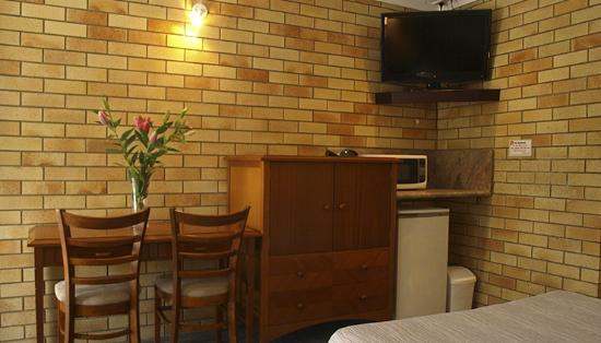 Pacific Paradise Motel: Room Amenities