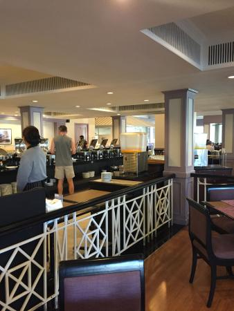SC Park Hotel: breakfast buffet