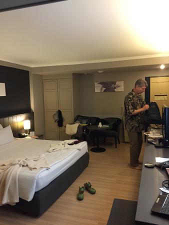 SC Park Hotel: room