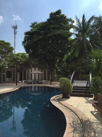 SC Park Hotel: pool