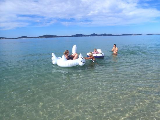 Hawks Nest, Australien: Jimmy's beach