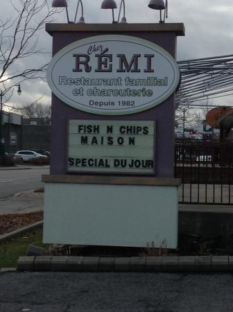Restaurant Chez Remy