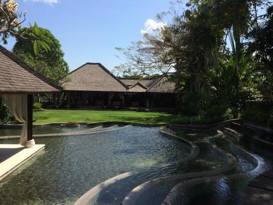 Villa Air Bali Boutique Resort & Spa: ヴィラ アイル バリ 敷地内