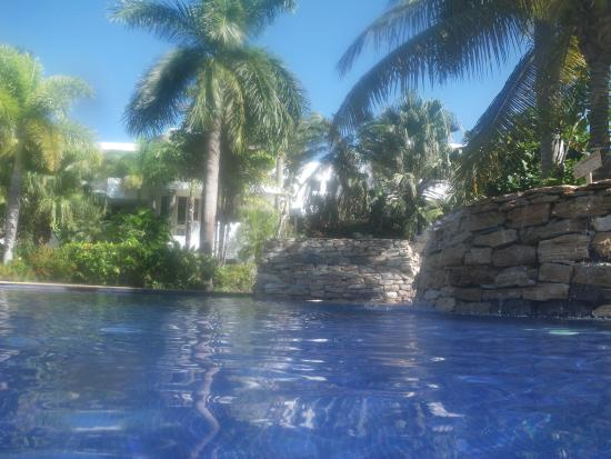 Mayan Day Passes : pool area