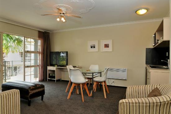 Silver Fern Rotorua - Accommodation and Spa: Family Accommodation at Silver Fern