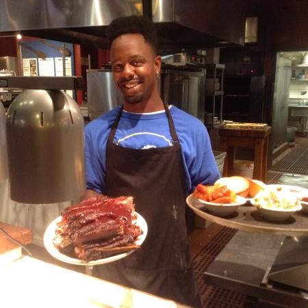 best bbq in the eastbay picture of everett jones barbeque