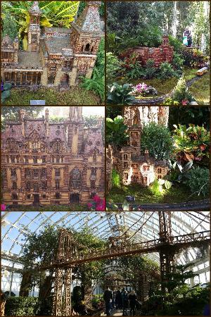 Nybg 125 december 2015 picture of new york botanical garden bronx tripadvisor for Bronx botanical garden free admission